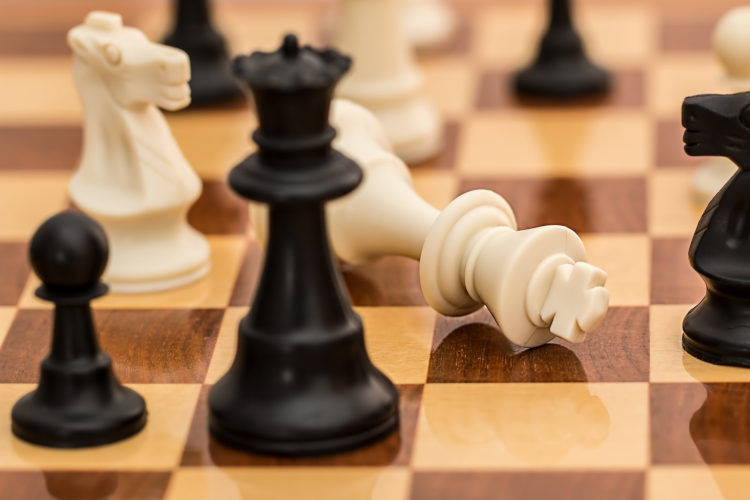 workers compensation claim is like a game of chess