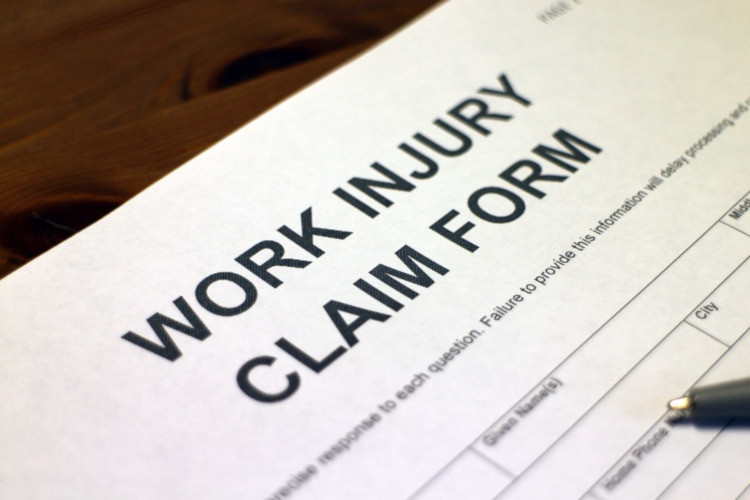 Workers compensation L&I claim