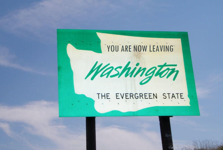 Leaving Washington State During Open L&I workers compensation claim