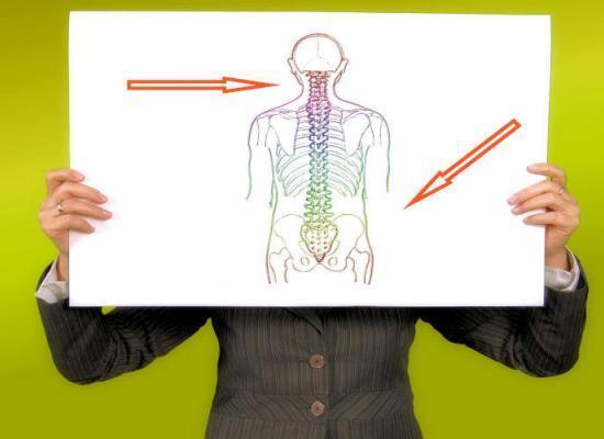 L&I claim lower back pain